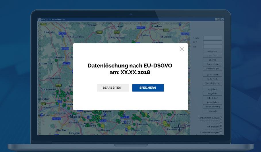MARQ2 Tool Anonymisierer nach EU-DSGVO
