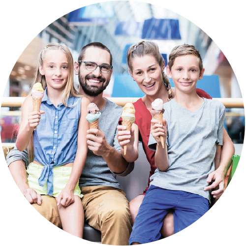 Weigel GmbH – Kennzahlenberechnung – Effektive Reichweite – Familie
