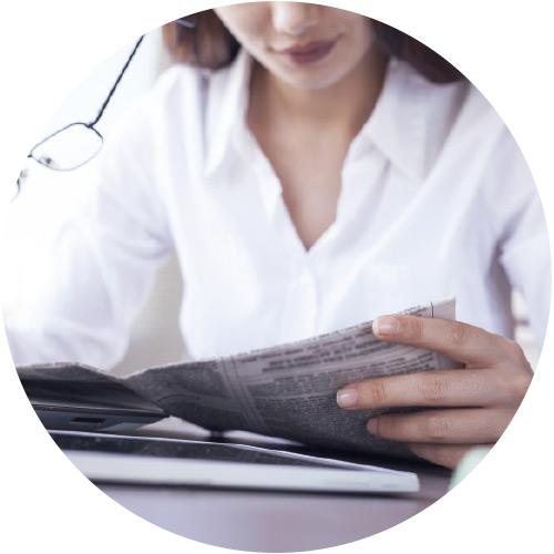 Weigel GmbH – Kennzahlenberechnung – Leserquote – Nutzerquote